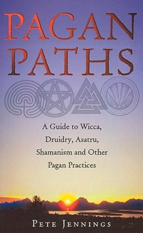 Carte Pagan Paths Peter Jennings