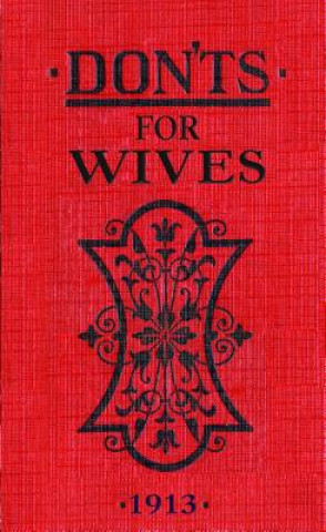 Carte Don'ts for Wives Blanche Ebbutt