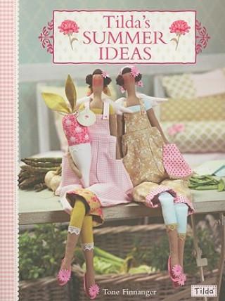 Carte Tilda's Summer Ideas Tone Finnanger