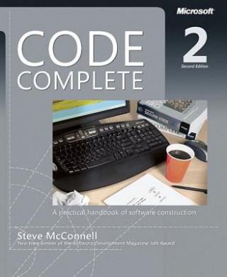 Carte Code Complete Steven C McConnell