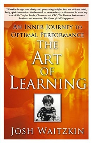 Carte Art of Learning Josh Waitzkin
