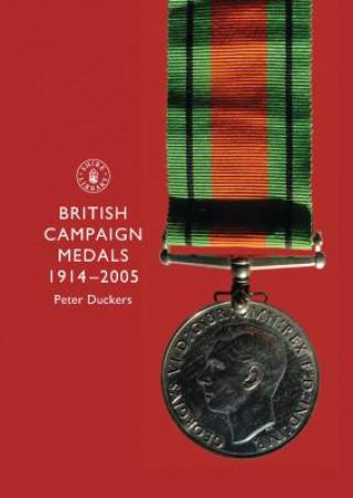 British Campaign Medals, 1914-2005