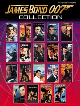 Carte James Bond 007 Collection Alfred Music