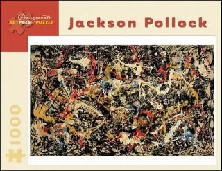 Jackson Pollock Convergence 1000 Piece Jigsaw Puzzle Aa558