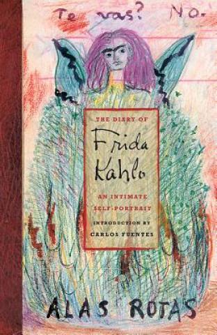 Carte Diary of Frida Kahlo Carlos Fuentes