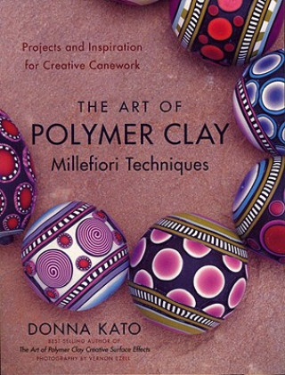 Art Of Polymer Clay Millefiori Techniques