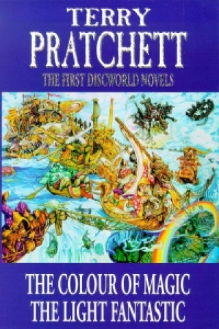 First Discworld Novels