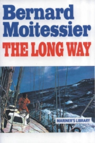 Carte Long Way Bernard Moitessier