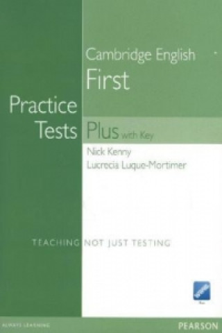 Practice Tests Plus FCE New Edition Students Book with Key ...