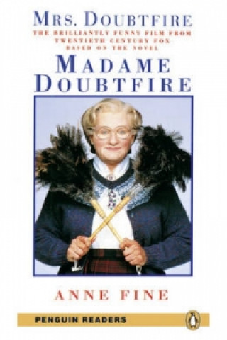 ZZ:PLPR3:Madame Doubtfire Bk/CD Pack