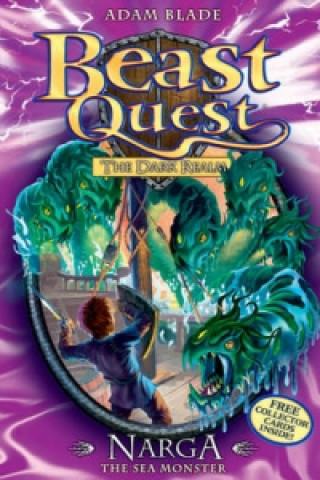 Beast Quest: Narga the Sea Monster