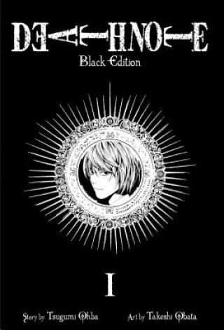 Carte Death Note Black Edition, Vol. 1 Tsugumi Ohba