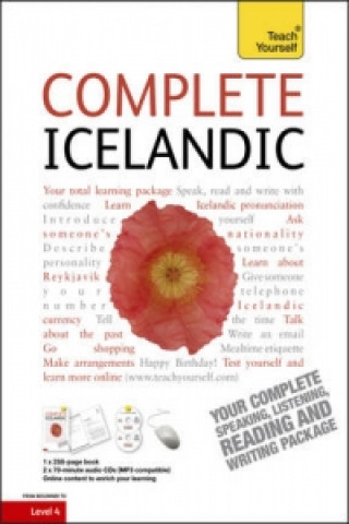 Carte Complete Icelandic Beginner to Intermediate Book and Audio Course Hildur Jonsottir