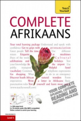 Carte Complete Afrikaans Beginner to Intermediate Book and Audio Course Lydia McDermott