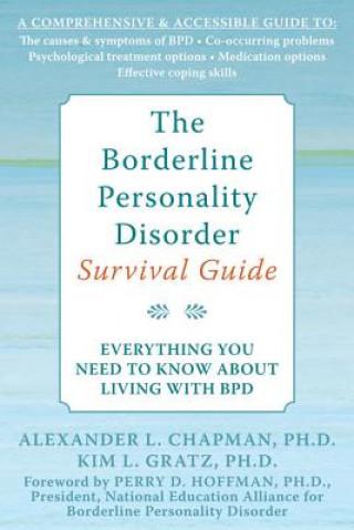 Borderline Personality Disorder Survival Guide