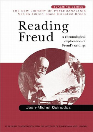 Carte Reading Freud Jean-Michel Quinodoz