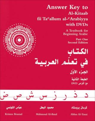 Könyv Answer Key to Al-Kitaab fii Tacallum al-cArabiyya Kristen Brustad