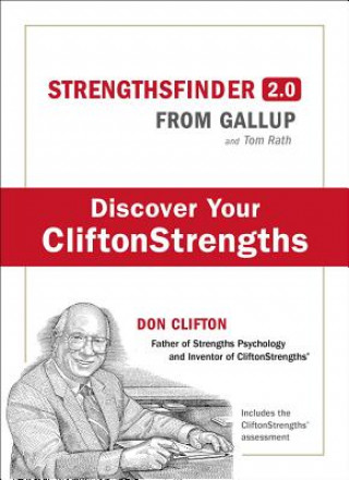 Carte StrengthsFinder 2.0 Tom Rath