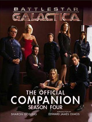 Battlestar Galactica - the Official Companion Season Four