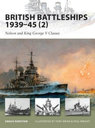 British Battleships 1939-45 (2)