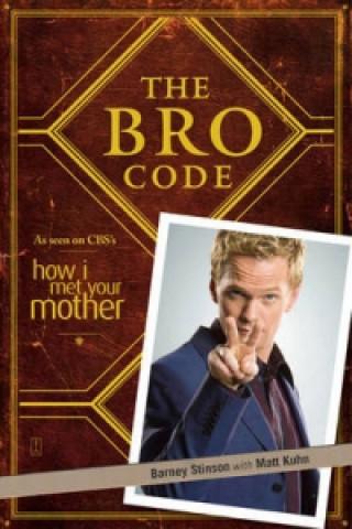 Carte Bro Code Barney Stinson