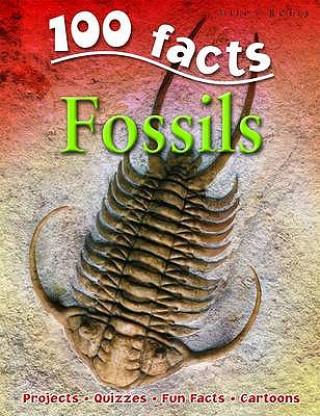 Carte 100 Facts - Fossils Steve Parker