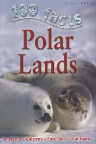Carte 100 Facts - Polar Lands Steve Parker