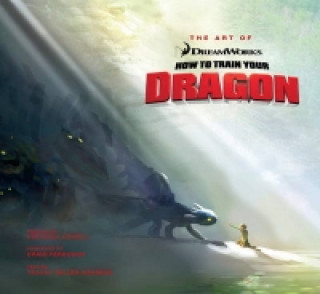 Carte Art of How to Train Your Dragon Tracey Miller-Zarneke