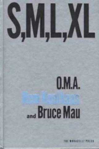 Könyv S, M, L, Xl Rem Koolhaas