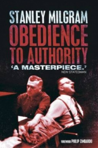 Carte Obedience to Authority Stanley Milgram