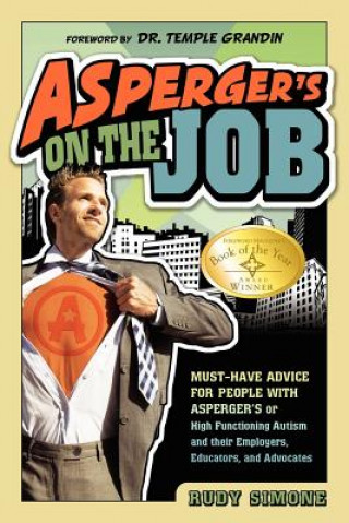 Carte Asperger's On the Job Rudy Simone