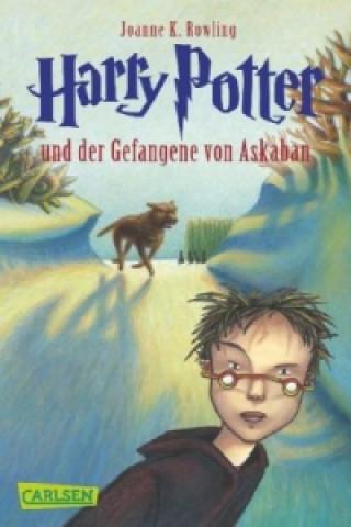 Könyv Harry Potter und der Gefangene von Askaban Joanne K. Rowling