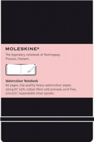 Moleskine Pocket Watercolour Notebook