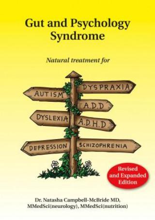 Carte Gut and Psychology Syndrome Natasha Campbell-McBride