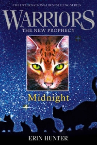 Carte MIDNIGHT Erin Hunter