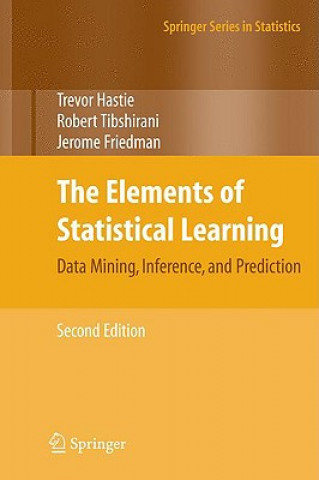 Carte Elements of Statistical Learning Trevor Hastie