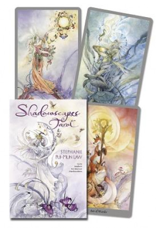 Carte Shadowscapes Tarot Deck Stephanie Law