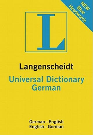 German Universal Langenscheidt Dictionary