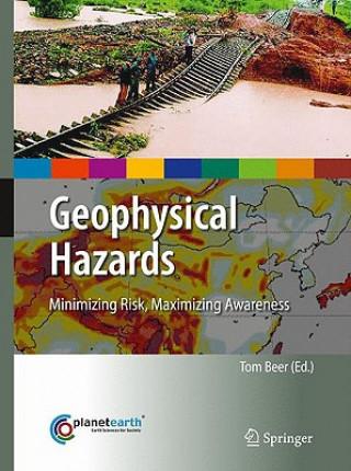 Carte Geophysical Hazards Tom Beer