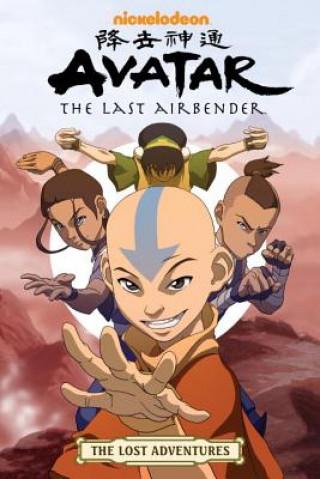 Carte Avatar: The Last Airbender: The Lost Adventures May Chan
