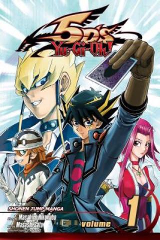Yu-Gi-Oh! 5D's, Vol. 1