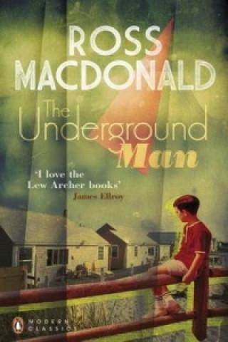 Carte Underground Man Ross Macdonald