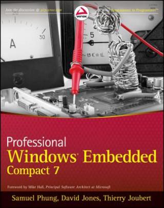 Carte Professional Windows Embedded Compact 7 Samuel Phung