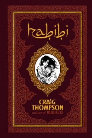 Carte Habibi Craig Thompson