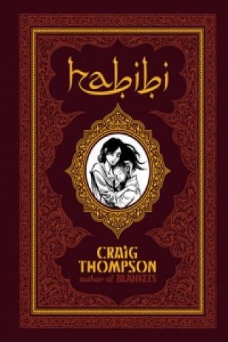 Kniha Habibi Craig Thompson
