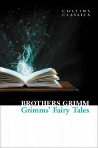 Carte Grimms' Fairy Tales Brothers Grimm