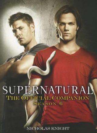 Supernatural - Official Companion Series 6