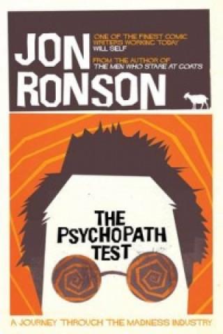 Carte Psychopath Test Jon Ronson