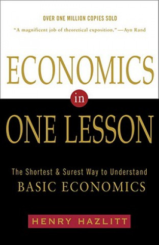 Economics in One Lesson #