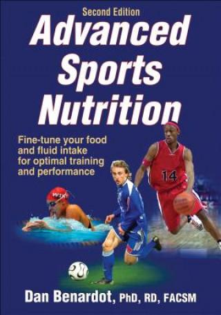 Carte Advanced Sports Nutrition Dan Benardot